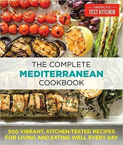 Kitchen, Americas Test- Complete Mediterranean Cookbook