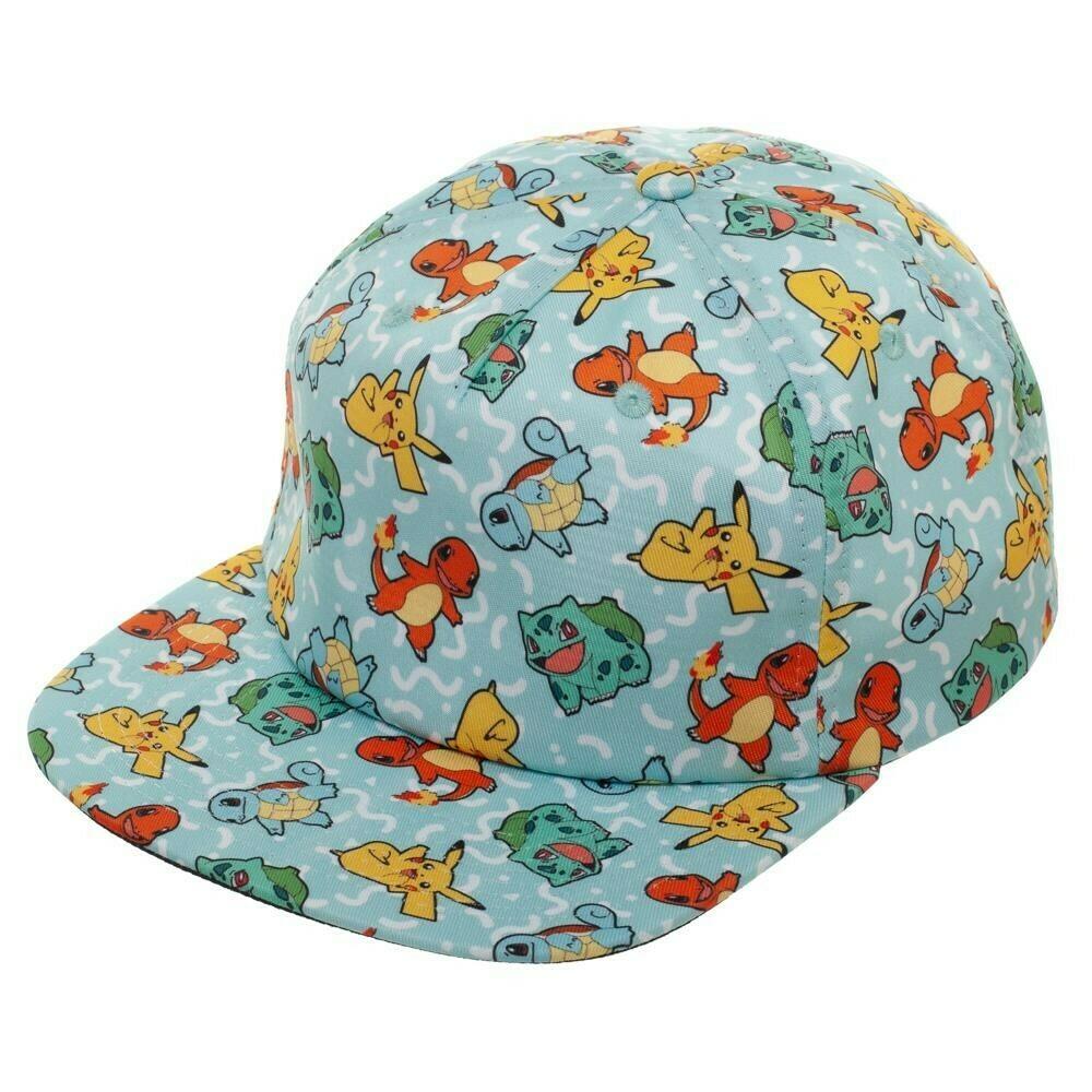 Pokemon Characters Hat