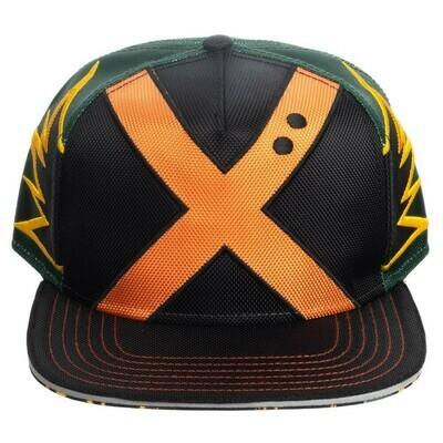 MHA X Hat