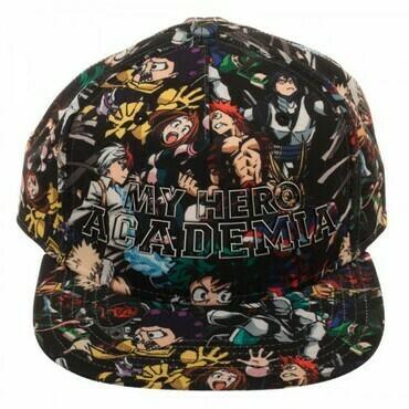 MHA Hat