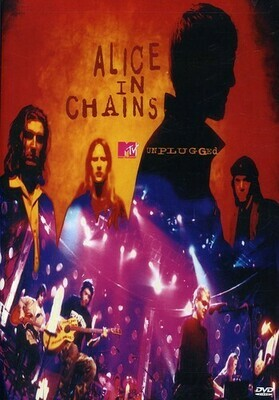 Alice In Chains- MTV Unplugged DVD