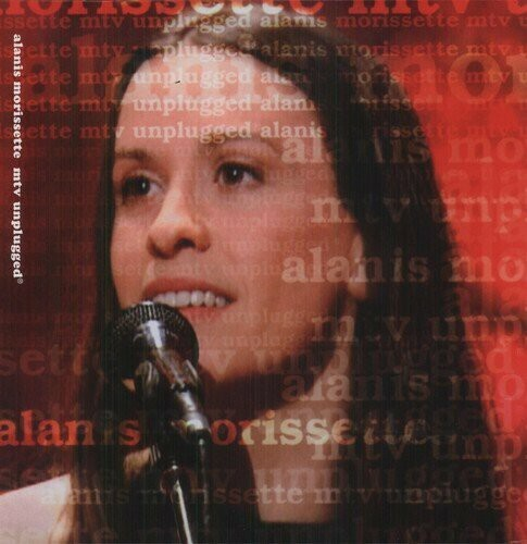 Alanis Morissette- MTV Unplugged LP