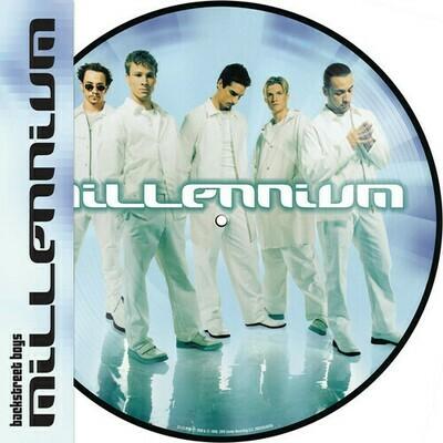 Backstreet Boys- Millennium LP