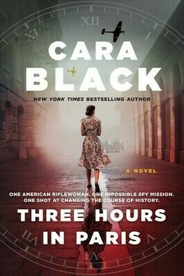 Black, Cara- Three Hours In Paris