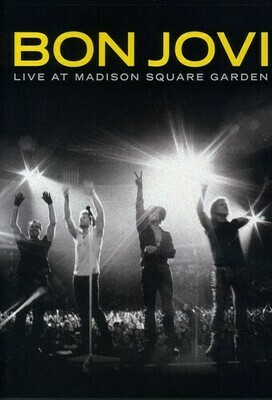 Bon Jovi- Live At Madison Square Garden DVD