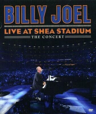 Billy Joel- Live At Shea Stadium DVD