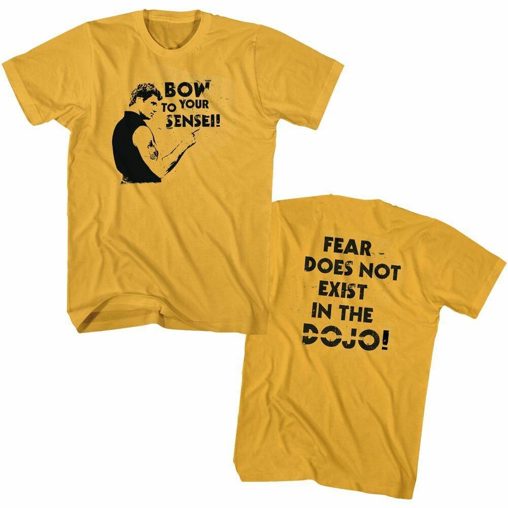 Bow To Your Sensei T Shirt