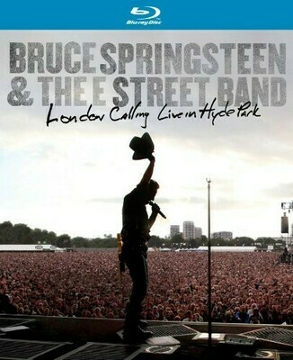 Bruce Springsteen & The E Street Band London Calling Live In Hyde Park BR