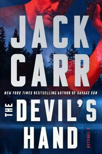 Carr, Jack- Devils Hand