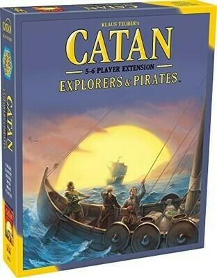 Catan Expansion Explorers
