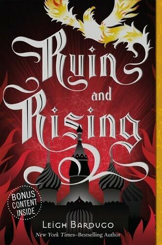 Bardugo, Leigh- Ruin And Rising