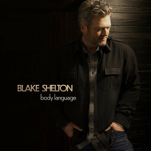Blake Shelton- Body Language CD