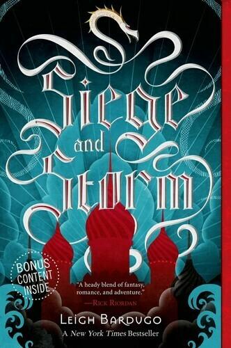 Bardugo, Leigh- Siege And Storm