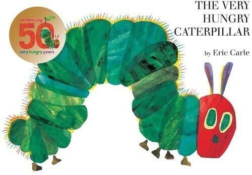 Carle, Eric- Very Hungry Caterpillar