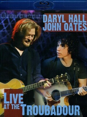 Daryl Hall & John Oates Live at the Troubadour BR