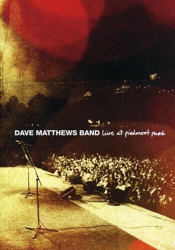 Dave Matthews Band- Live At Piedmont Park DVD