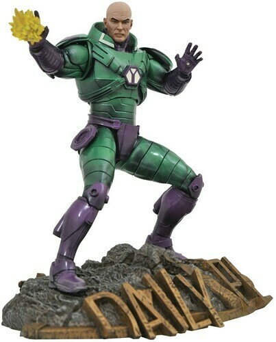 DC Gallery Comic Lex Luthor