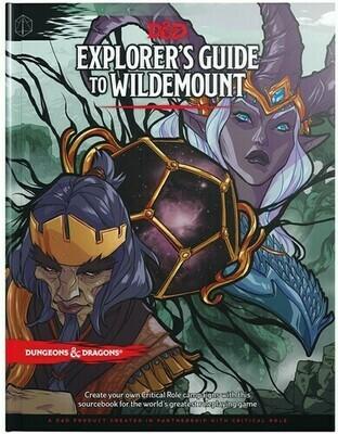 D&D Explorers Guide To Wildemount