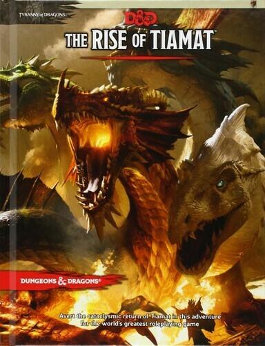 D&D Rise Of Tiamat