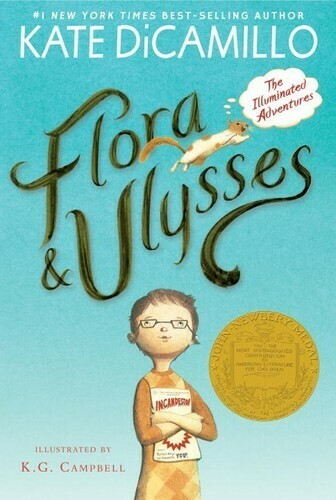 DiCamillo, Kate- Flora and Ulysses