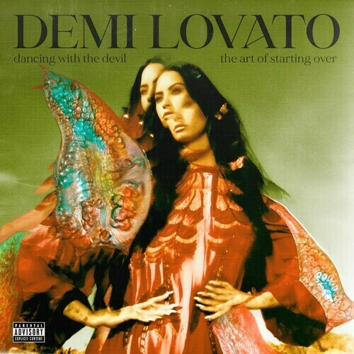 Demi Lovato- Dancing With The Devil The Art Of Starting Over CD