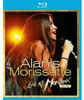 Alanis Morissette Live At Montreux 2012 BR