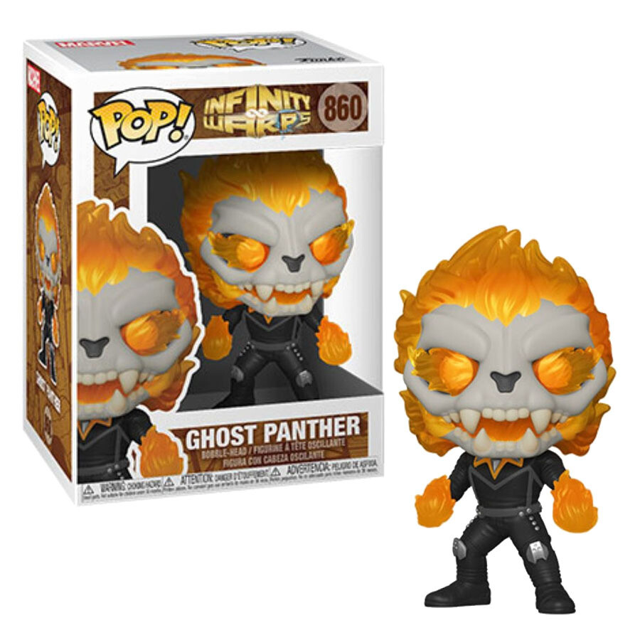 Funko Ghost Panther 860