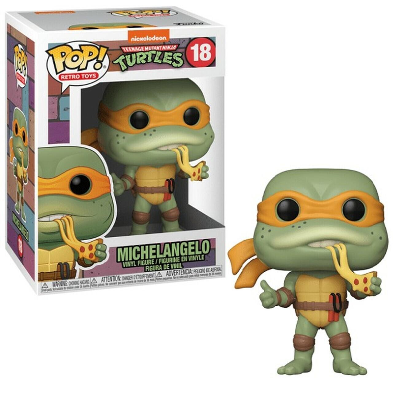 Funko Michelangelo 18
