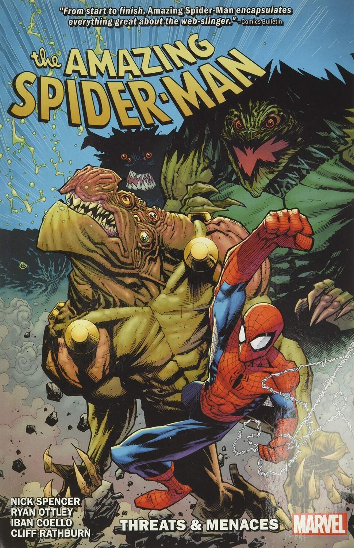 Amazing Spiderman Threats and Menaces 8