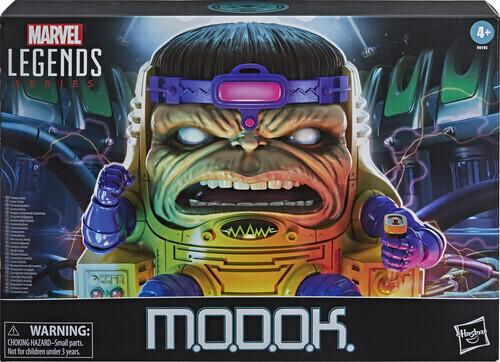 Marvel Legends Deluxe MODOK