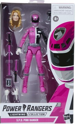 Power Rangers Lightning Collection Rad Neptune