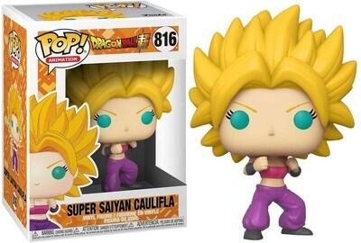 Funko Super Saiyan Caulifla 816