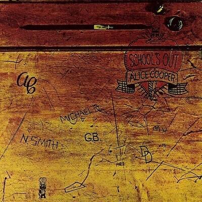 Alice Cooper- Schools Out LP