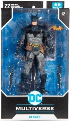 Batman Designed By Todd Mcfarlane
