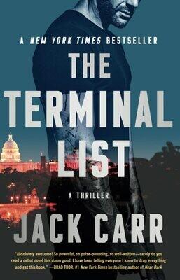 Carr, Jack- The Terminal List