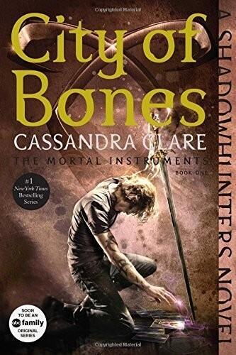 Clare, Cassandra- City Of Bones Mortal Instruments