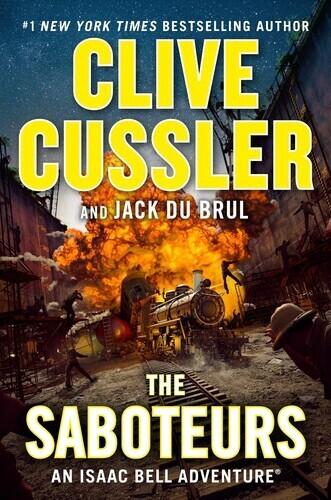 Cussler, Clive- Saboteurs