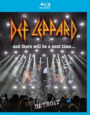 Def Leppard Live From Detroit BR