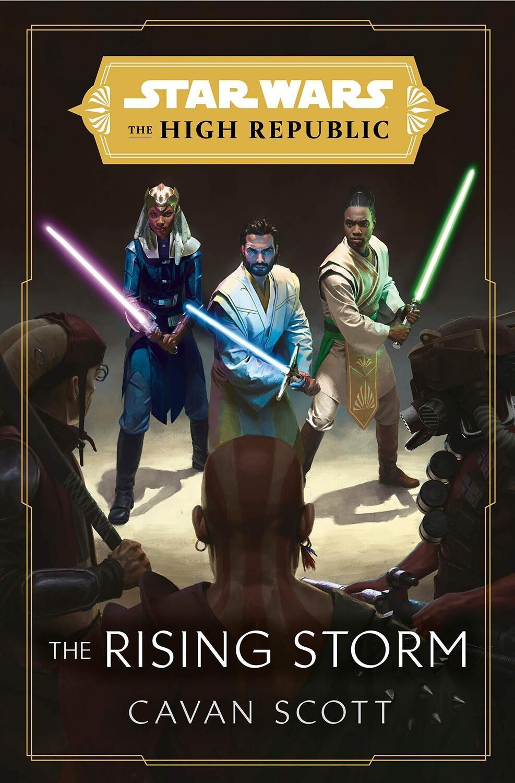 Scott, Cavan- The Rising Storm