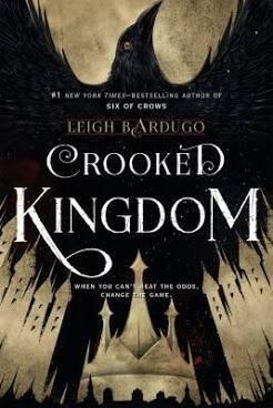 Bardugo, Leigh- Crooked Kingdom