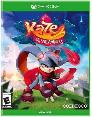 XB1 Kaze And The Wild Masks