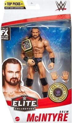 WWE Elite Drew McIntyre