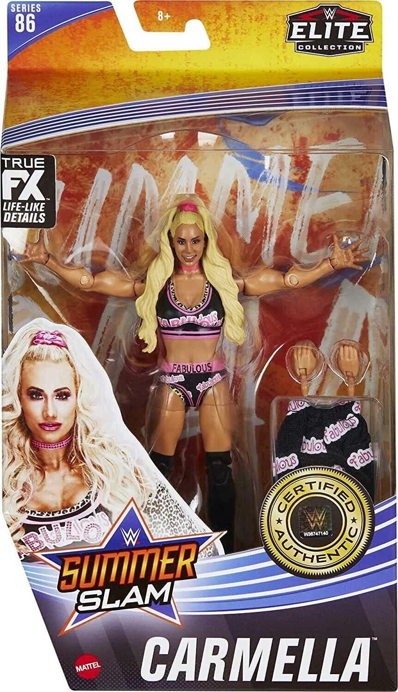 WWE Elite Collection Summer Slam Carmella 2018