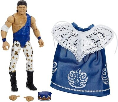 WWE Elite Collection Jerry The King Lawler