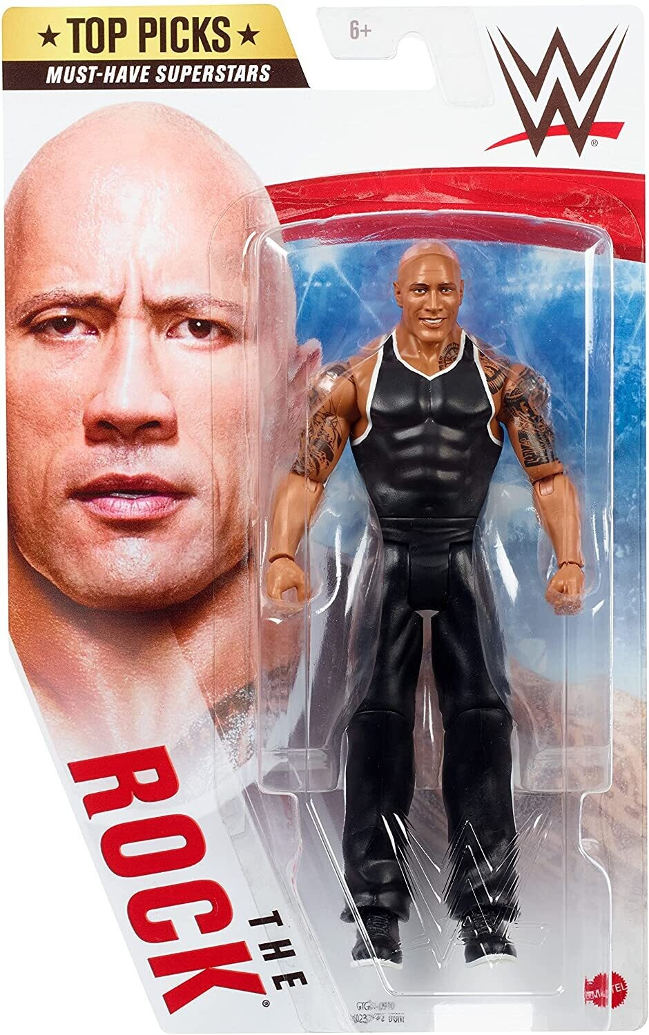 WWE Elite Collection Top Picks The Rock