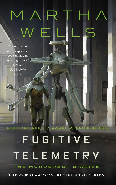Wells, Martha- Fugitive Telemetry