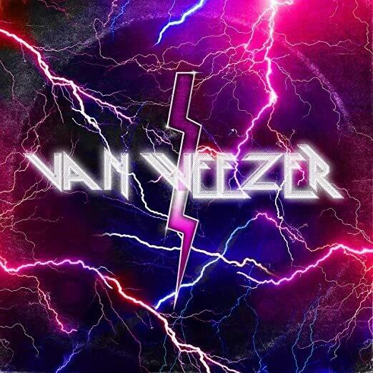 Weezer- Van Weezer CD