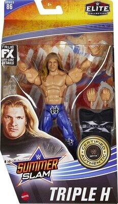 WWE Elite Collection Summer Slam Triple H