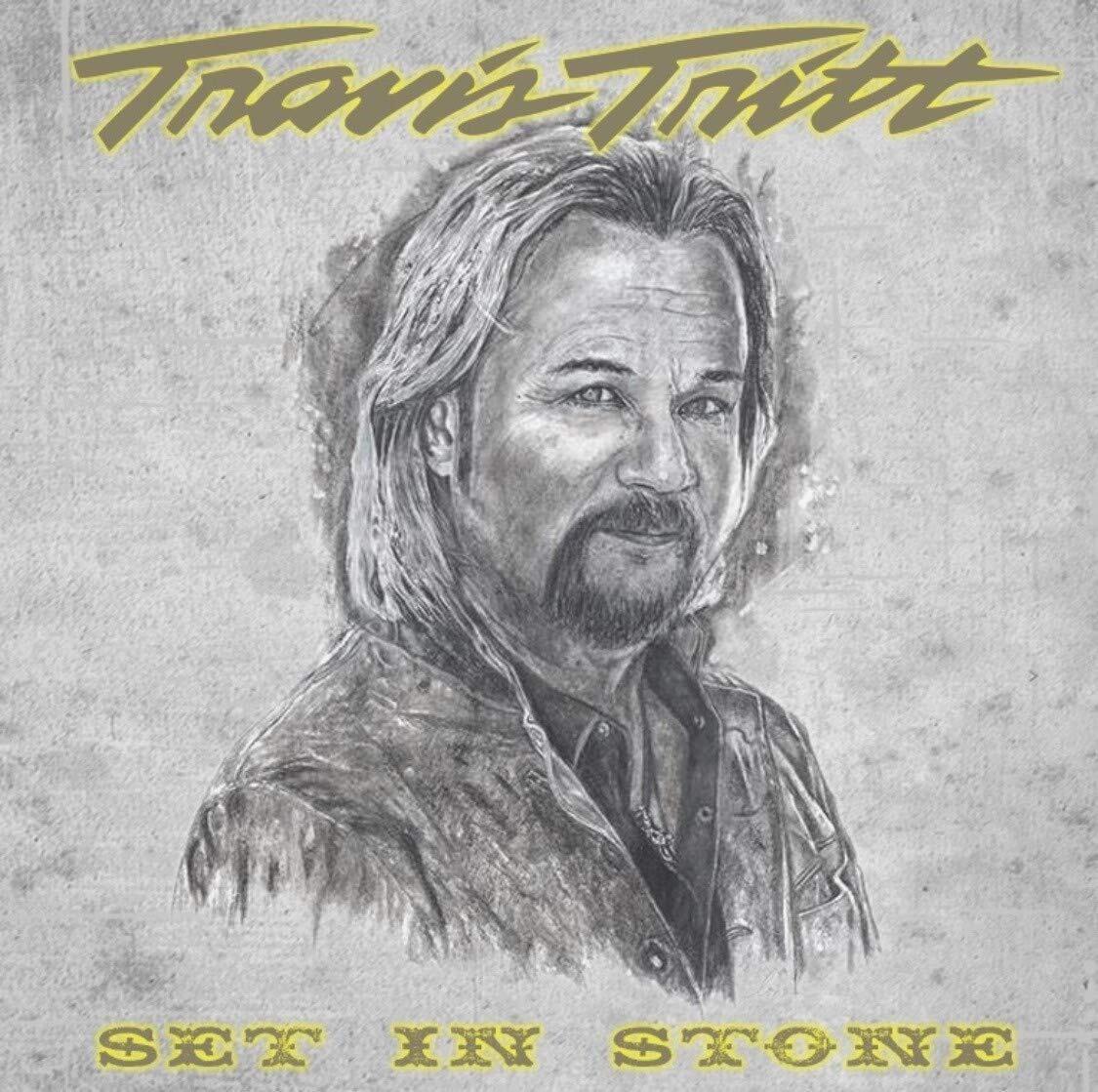 Travis Tritt- Set In Stone CD