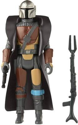 SW Retro The Mandalorian